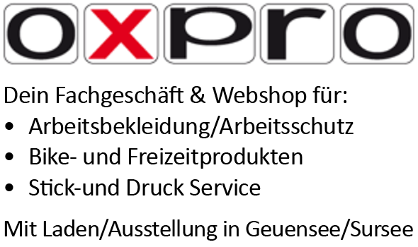 oxpro ag Logo