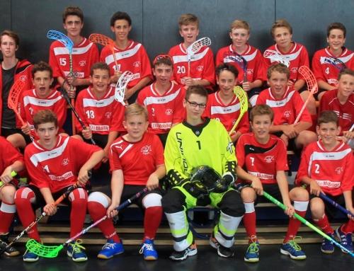 U-16 Junioren reisen mit 3 Punkten zurück aus Baar