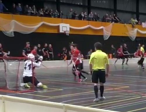 U21 gewinnt erstes Playoff-Spiel