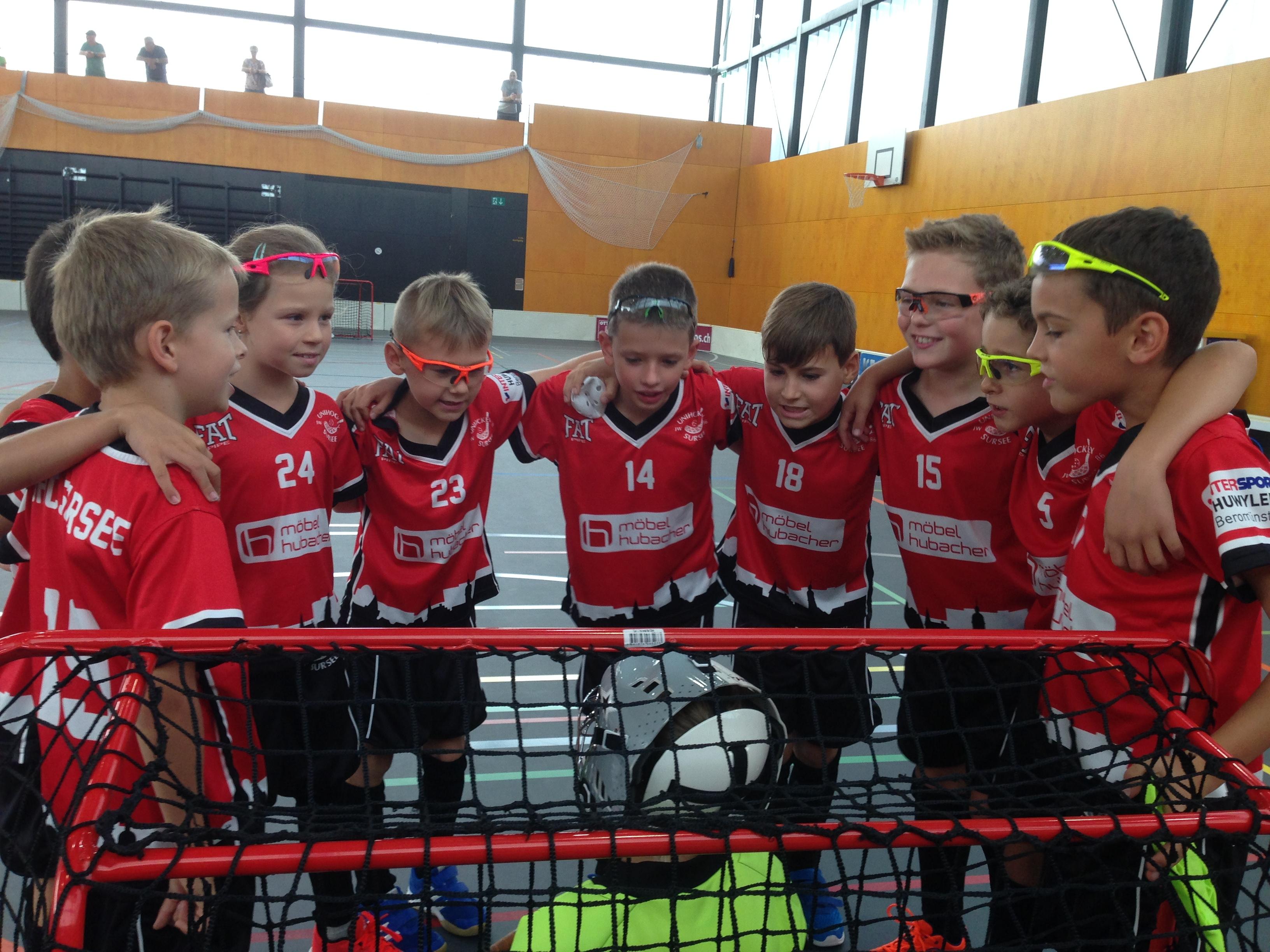 E-Junioren lancieren die Saison mit Heimrunde