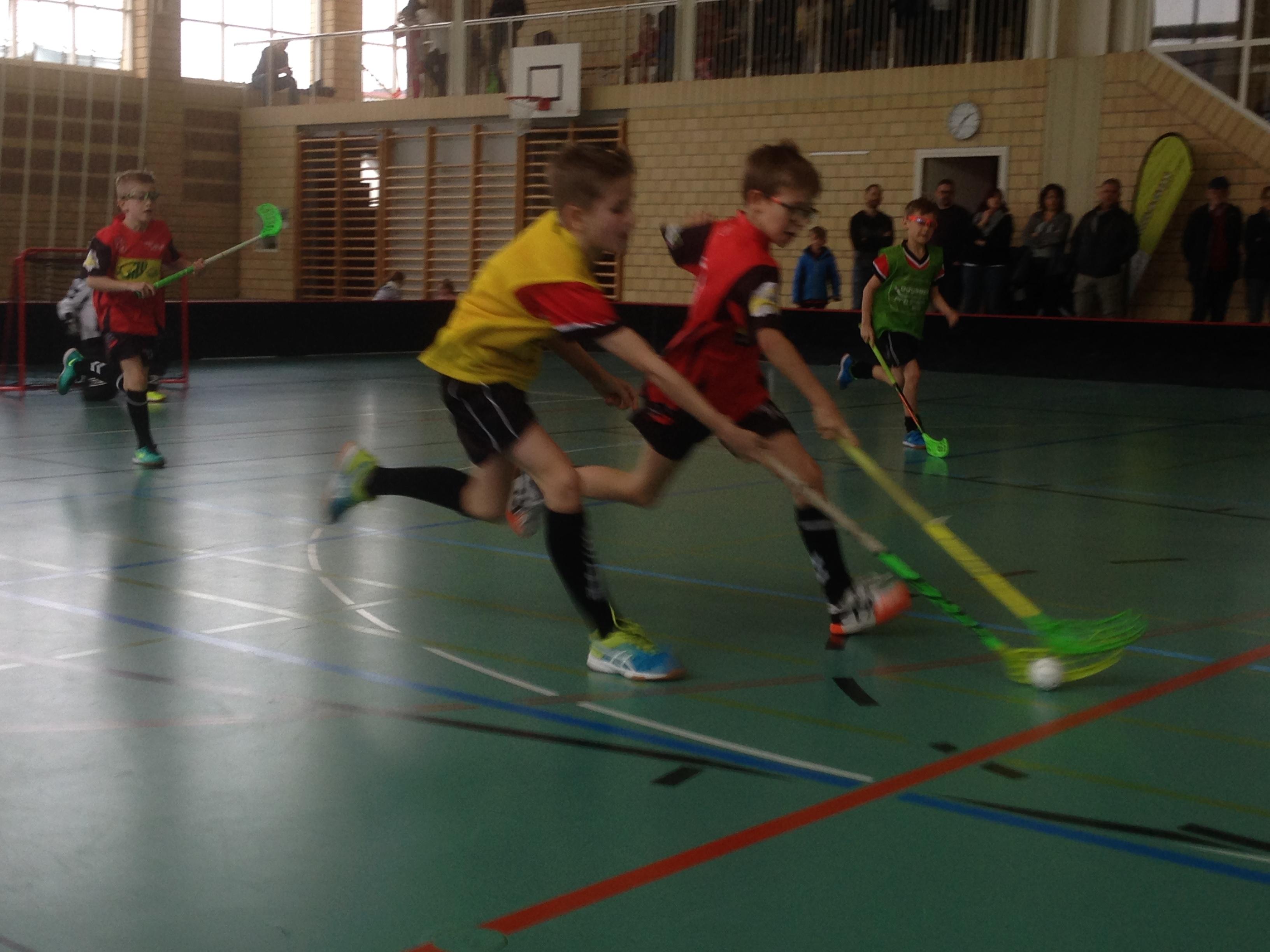 E-Junioren Start ins 2019 geglückt