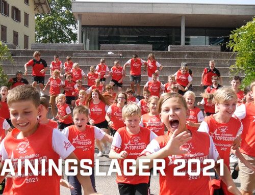 Rückblick-Video Junior:innen-Trainigslager 2021 veröffentlicht