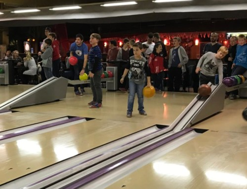 Geniale Chlaus-Bowling-Premiere