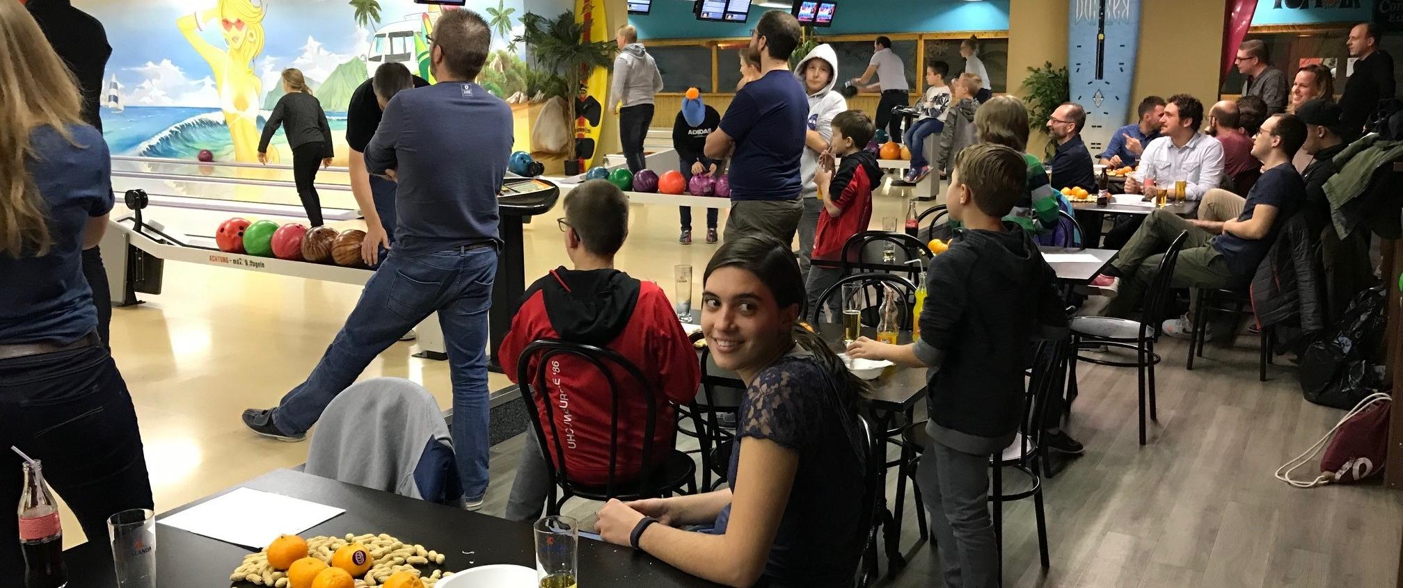 Chlaus-Bowling 2018: Teilnehmer-Rekord und Titel-Verteidiger