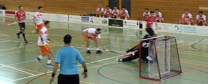Grossfeld-Herren schaffen erste Cup-Hürde