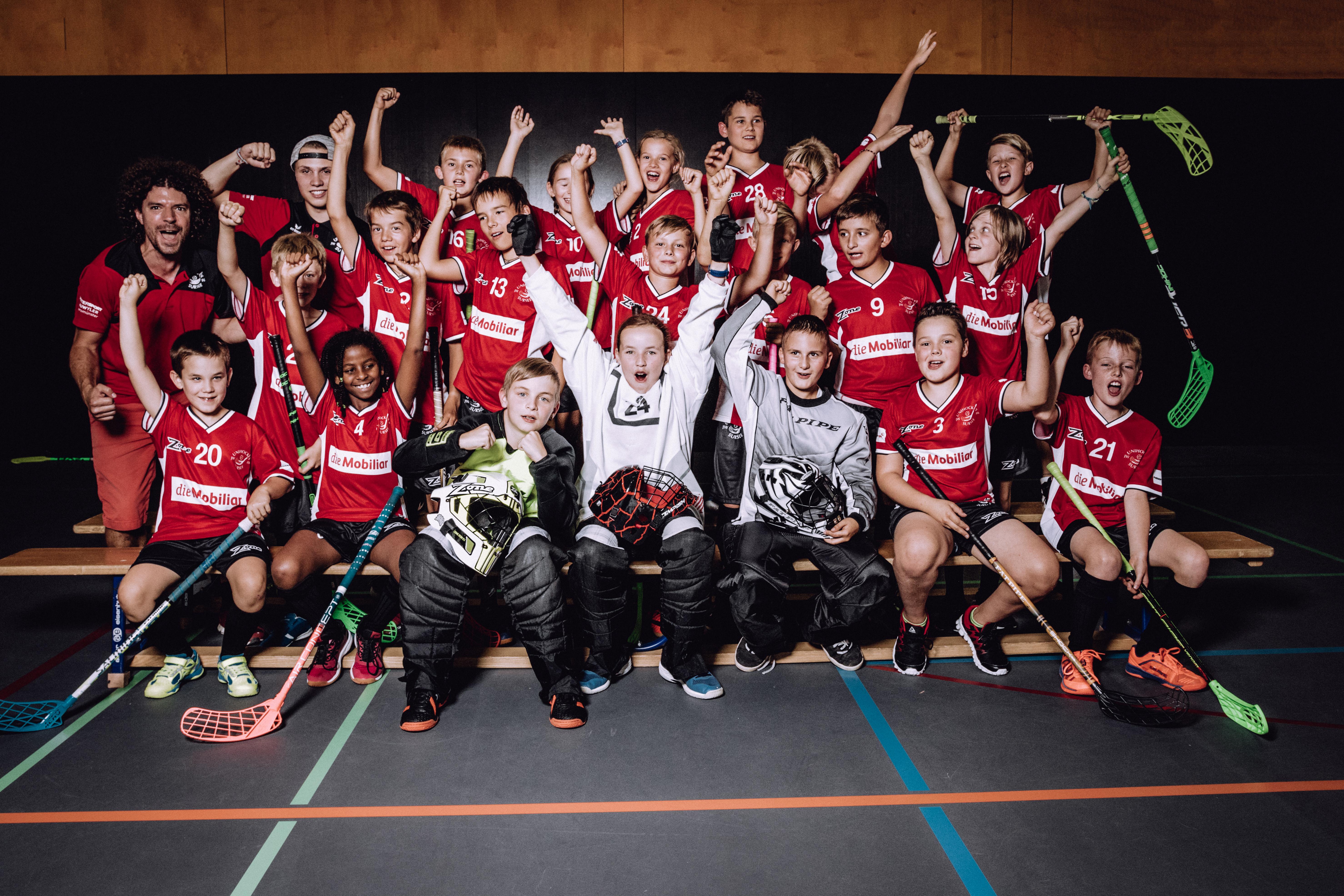 D-Junioren-Teams mit Luft nach oben