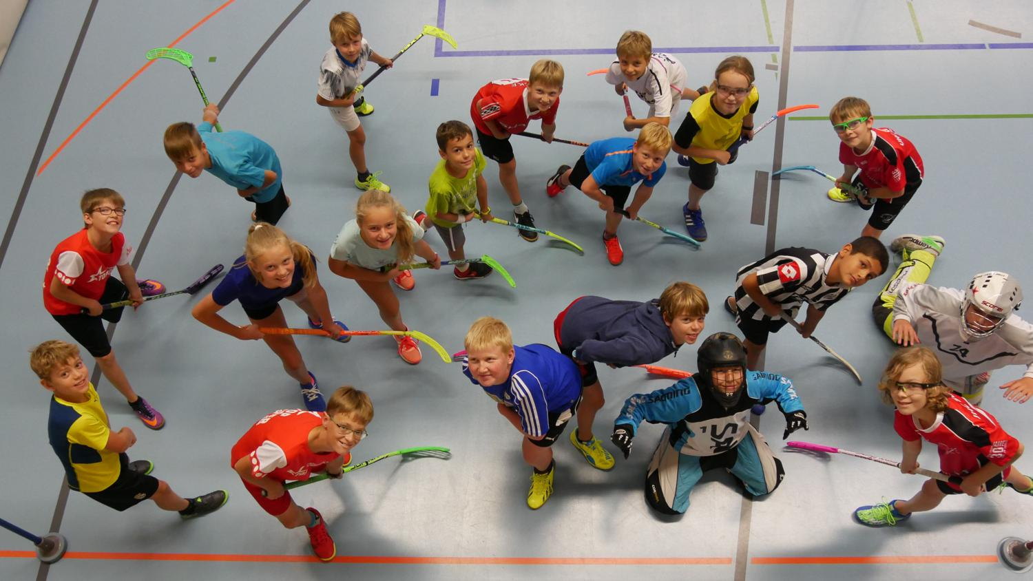 Junioren-Trainingslager: Intensive Trainings und tolle Stimmung