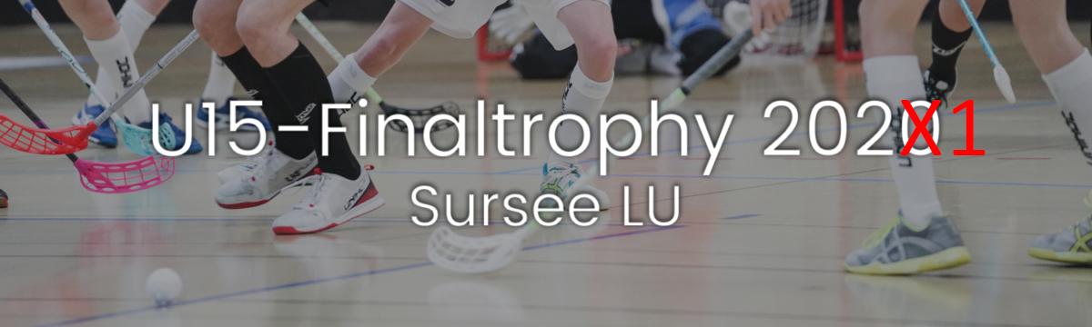 U15-Trophy 2021 in Sursee bestätigt